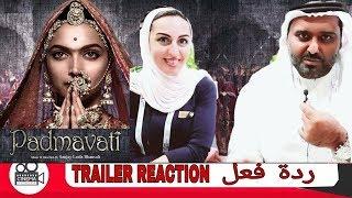 Download Padmavati Trailer Reaction | Deepika Padukone| Ranveer Singh| Shahid Kapoor Video
