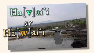 Download How do you say Hawai'i? - Eavesdropping Traveler #1 Video