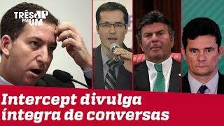 Download The Intercept Brasil divulga conversas entre Moro e Dallagnol na íntegra Video