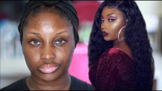 Download Get Ready with Me | BIRTHDAY LOOK #3 + Glueless Wig Application (Recool Hair) | Makeupd0ll Video