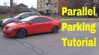 Download How To Parallel Park A Car-EASY Driving Lesson Video
