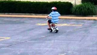 Download 1960's Micro Power Mini Bike w/ Ohlsson & Rice 1 hp engine #1 Video