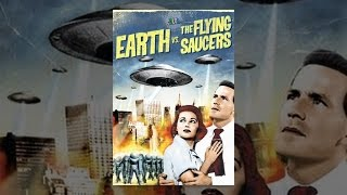 Download Earth Vs. The Flying Saucers (colorized) Video