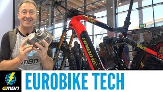 Download Innovative New Motors And Tech | E-Bike Highlights From Eurobike 2018 Video