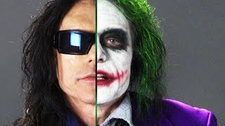 Download Tommy Wiseau's Joker Audition Is Just Weird Video