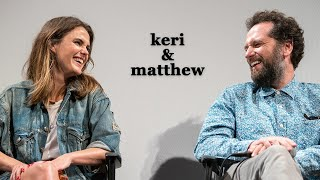 Download Keri Russell and Matthew Rhys being cute Video