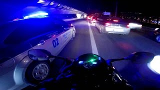 Download HIGH SPEED POLICE CHASES | POLICE vs. BIKERS | [Episode 11] Video
