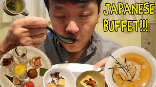 Download BEST Traditional Japanese All You Can Eat BREAKFAST BUFFET?! Video
