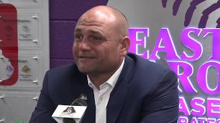 Download Cliff Godwin Media Day 2019 Video