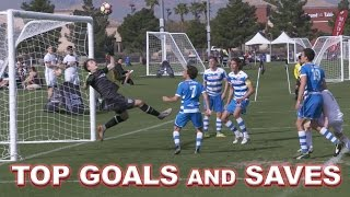 Download Top Goals and Saves - National League 2016-17 Video
