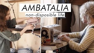 Download Interview with Molly of Ambatalia & Zero Waste Story + Rainbow Grocery | Alli Cherry Video