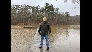 Download We Escape Camp Crystal Lake | Visiting Friday The 13th Part VI Filming Locations Video