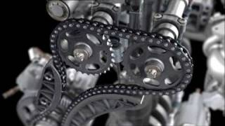 Download Mercedes-Benz E-Class Coupe 4-cylinder Diesel engine Video