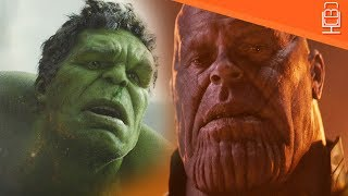 Download Hulk Vs Thanos in Avengers Infinity War....Hulk is Terrified & Afraid Video
