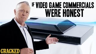 Download If Video Game Commercials Were Honest - Honest Ads (Playstation X-Box Gamer Video Games Parody) Video