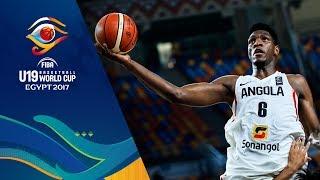 Download Silvio de Sousa (27 points, 21 rebounds) shines against Korea! Video