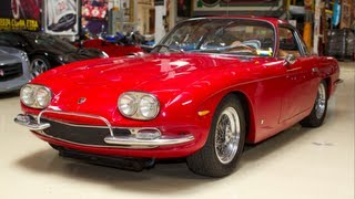 Download 1967 Lamborghini 400 GT 2 + 2 - Jay Leno's Garage Video