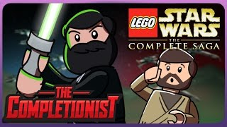 Download Lego Star Wars: The Complete Saga | The Completionist Video