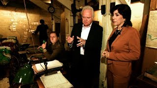 Download Amanpour tours Churchill's bunker Video
