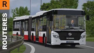 Download OMSI 2 - Scania Citywide LFA - RED95 Bioethanol Video