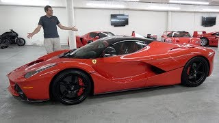 Download Here's Why the LaFerrari Is the $3.5 Million Ultimate Ferrari Video