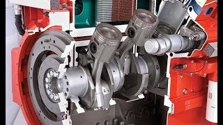 Download Germany Diesel Engine Resemble Method - Remanufacture the 466T Engine & Crankshaft for Agriculture Video