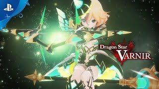 Download Dragon Star Varnir - Battle System Trailer   PS4 Video