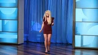 Download Britney Spears Makes a Surprise Visit for a BIG Announcement! Video
