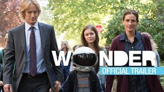 Download Wonder (2017 Movie) Official Trailer – #ChooseKind – Julia Roberts, Owen Wilson Video