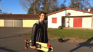 Download Démo Longboard électrique KOOWHEEL 40km/h Video