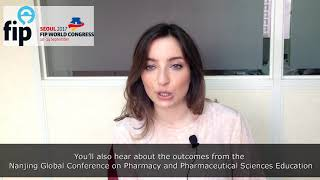 Download Deans Forum - World Congress of Pharmacy and Pharmaceutical Sciences Video