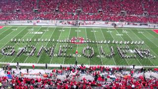 Download HD 1080P OSUMB Video Game Half Time Show PLUS Script Ohio TBDBITL Ohio State vs. Nebraska 10 6 2012 Video