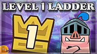 Download Level 1 Account Pushing!   Clash Royale 🍊 Video