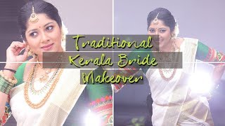 Download Traditional Kerala Bride Makeover Video