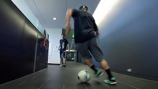 Download GoPro: Office Soccer Video