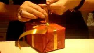Download Swiss gift packing Video