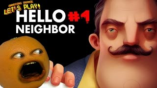 Download Annoying Orange Plays - Hello Neighbor #4: THE BASEMENT!!! Video