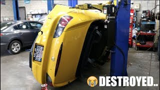 Download Mechanic Shop Destroyed My New S2000.. (TOTALED) Video