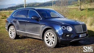 Download Bentley Bentayga in the MUD!! Video
