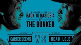 Download KOTD - Rap Battle - Carter Deems vs Head I.C.E. | #B2B4 Video