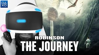 Download PLAYSTATION VR - ROBINSON: THE JOURNEY - Part 1 Video