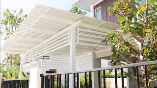 Download ก่อสร้างหลังคาบ้าน หรือ กันสาดแบบต่างๆ ข้อดีข้อเสียมีอะไรบ้าง : วัสดุก่อสร้าง : Home of Know Video
