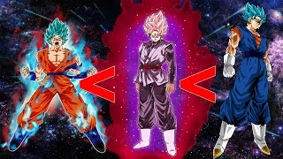 Download The DEFINITIVE Dragon Ball Super Power Scale Video