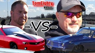 Download Street Outlaws Drag Racing - Doc Beats Fireball Camaro Video