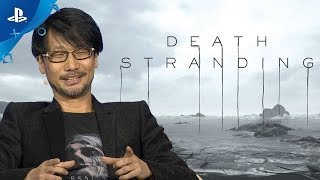 Download Death Stranding - PlayStation Experience 2016: Panel Discussion | PS4 Video