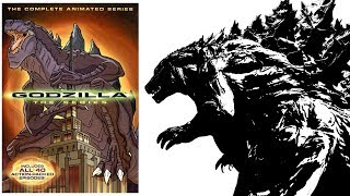 Download Godzilla in Animation - Godzilla: The Series Video