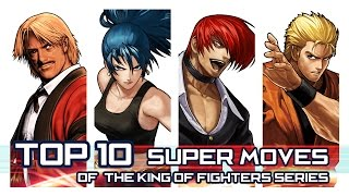 Download TOP 10 - EPIC Super Moves of ″The KING of FIGHTERS″ Series! Video
