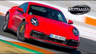 Download 2020 Porsche 911 Carrera (992): It's the same except for everything's different! FIRST DRIVE REVIEW Video