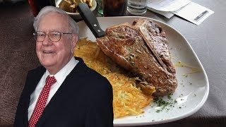Download Take a look inside Warren Buffett's favorite Omaha steakhouse Video