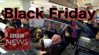 Download What is Black Friday? BBC News Video